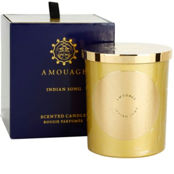 Amouage Indian Song vela perfumado 195 g