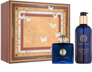 Amouage Interlude set cadou I. pentru femei