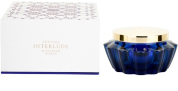 Amouage Interlude creme corporal para mulheres 200 ml