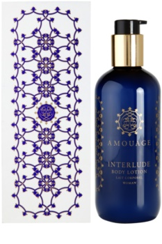 Amouage Interlude Bodyl Lotion For Women 300 ml