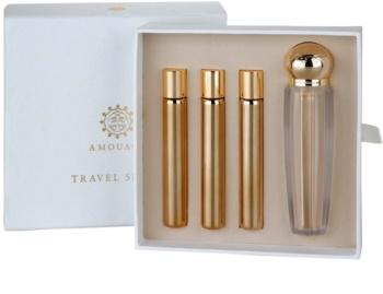 Amouage Jubilation 25 Woman parfumovaná voda pre ženy 4 x 10 ml (1x plnitelná + 3x náplň)