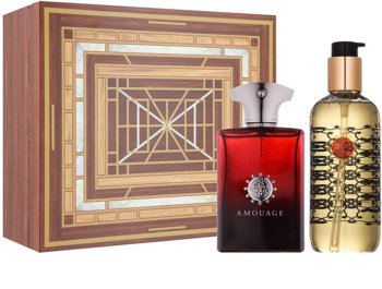 Amouage Lyric lote de regalo II.