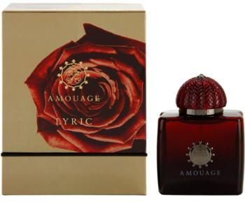 Amouage Lyric extrato de perfume para mulheres 50 ml