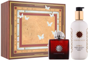 Amouage Lyric lote de regalo I.