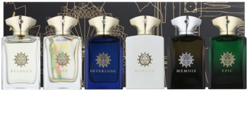 Amouage Miniatures Bottles Collection Men confezione regalo III. per uomo