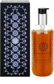 Amouage Reflection gel de duche para homens 300 ml