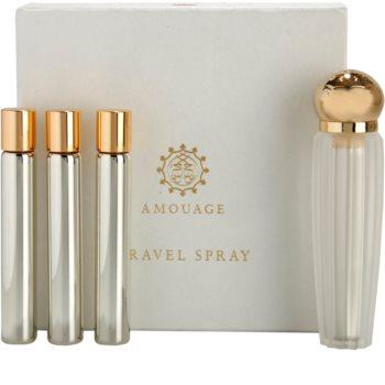 Amouage Reflection eau de parfum (1x utántölthető + 3x utántöltő) hölgyeknek