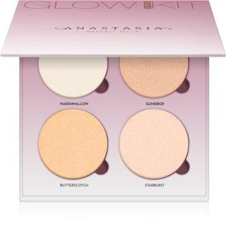 Anastasia Beverly Hills Glow Kit Sugar bőrvilágosító paletta