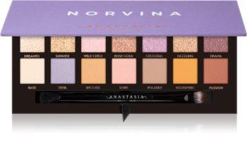 Anastasia Beverly Hills Palette Norvina Παλέτα σκιών για τα μάτια
