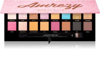 Anastasia Beverly Hills Palette Amrezy παλέτα με σκιές ματιών