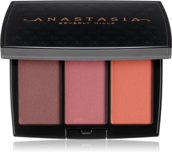 Anastasia Beverly Hills Blush Trio Rouge Palette