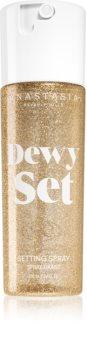 Anastasia Beverly Hills Dewy Set Setting Spray aufhellender Nebel für das Gesicht