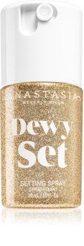 Anastasia Beverly Hills Dewy Set Setting Spray Mini brume illuminatrice visage