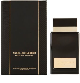 Angel Schlesser Absolute Oriental eau de toilette para mujer 100 ml