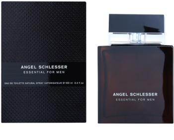 Angel Schlesser Essential for Men Eau de Toilette Miehille