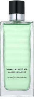 Angel Schlesser Madera de Naranjo Eau de Toilette para homens 150 ml