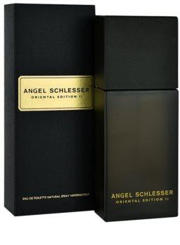Angel Schlesser Oriental II Eau de Toilette voor Vrouwen