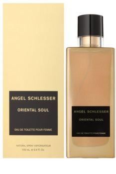 Angel Schlesser Oriental Soul Eau de Toilette για γυναίκες