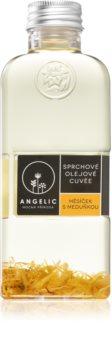 Angelic Shower Oil Cuvée Calendula and melissa olio doccia trattante