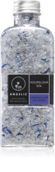 Angelic Koupelová sůl koupelová sůl s levandulí