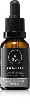 Angelic Hyaluronic serum гіалуронова сироватка для зволоження та пружності шкіри