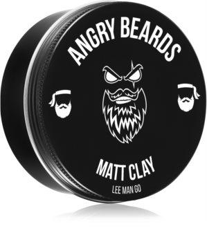 Angry Beards Lee Man Go stylingový jíl na vlasy
