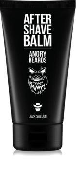 Angry Beards Jack Saloon balsam po goleniu