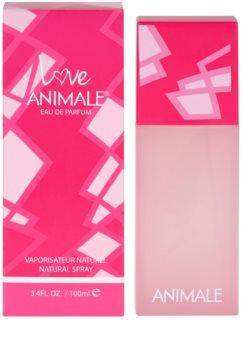 Animale Animale Love eau de parfum pentru femei