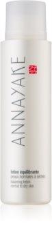 Annayake Balancing feuchtigkeitsspendende Milch für das Gesicht für normale und trockene Haut