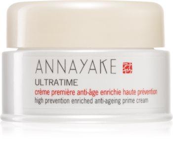 Annayake Ultratime High Prevention Enriched Anti-ageing Prime Cream crema antienvejecimiento para pieles secas y muy secas