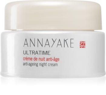 Annayake Ultratime Anti-ageing Night Cream krem na noc przeciw starzeniu się skóry
