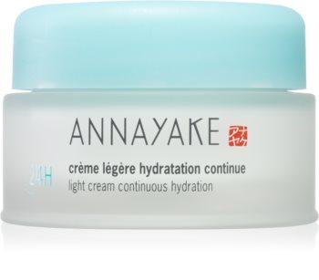 Annayake 24H Hydration Light Cream Continuous Hydration легкий крем зі зволожуючим ефектом