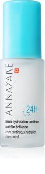 Annayake 24H Hydration Serum Continuous Hydration Shine Control vlažilni serum za obraz