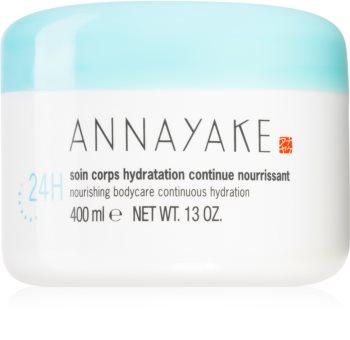 Annayake 24H Hydration soin corps hydratation continue nourrissant creme corporal hidratante