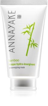 Annayake Bamboo maseczka nawilżająca do twarzy do skóry suchej