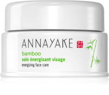 Annayake Bamboo crema energizante para el rostro