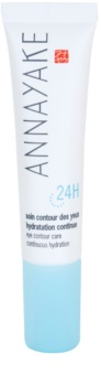 Annayake 24H Hydration Eye Contour Care Continuous Hydration зволожуючий крем для очей