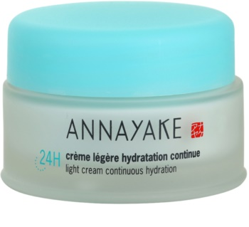 Annayake 24H Hydration Light Cream Continuous Hydration crema ligera con efecto humectante