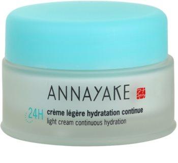 Annayake 24H Hydration Light Cream Continuous Hydration lahka krema z vlažilnim učinkom