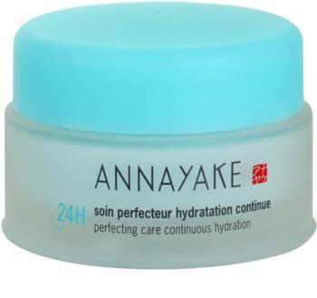 Annayake 24H Hydration Perfecting Care Continuous Hydration crème visage pour un effet naturel