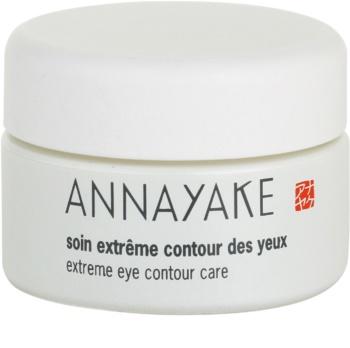Annayake Extrême Eye Contour Care зміцнюючий крем для шкріри навколо очей