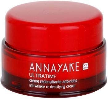 Annayake Ultratime Anti-Wrinkle Re-Densifying Cream crema antirid cu efect de refacere a densitatii pielii