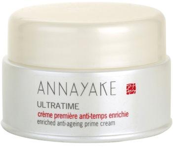 Annayake Ultratime Enriched Anti-Ageing Prime Cream tápláló krém a bőröregedés ellen