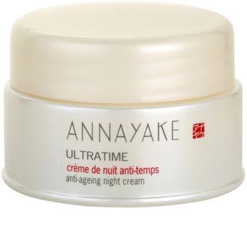 Annayake Ultratime crema de noapte împotriva îmbătrânirii pielii