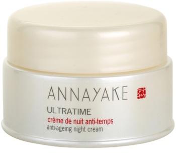 Annayake Ultratime ночной крем против старения кожи