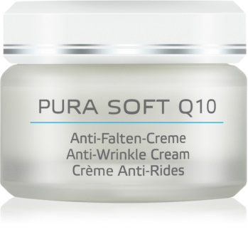ANNEMARIE BÖRLIND Pura Soft Q10 Anti-Falten-Creme