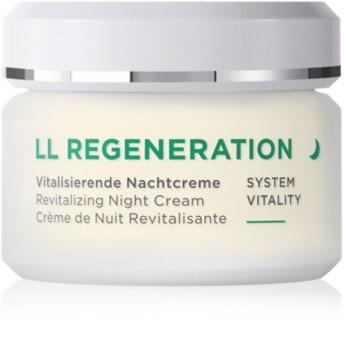 ANNEMARIE BÖRLIND LL Regeneration regenerujący krem na noc do skóry suchej