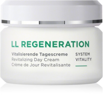 ANNEMARIE BÖRLIND LL Regeneration дневен регенериращ крем  за суха кожа