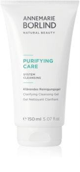 ANNEMARIE BÖRLIND Purifying Care почистващ гел  за проблемна кожа