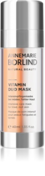 ANNEMARIE BÖRLIND Beauty Masks vitaminska maska za lice